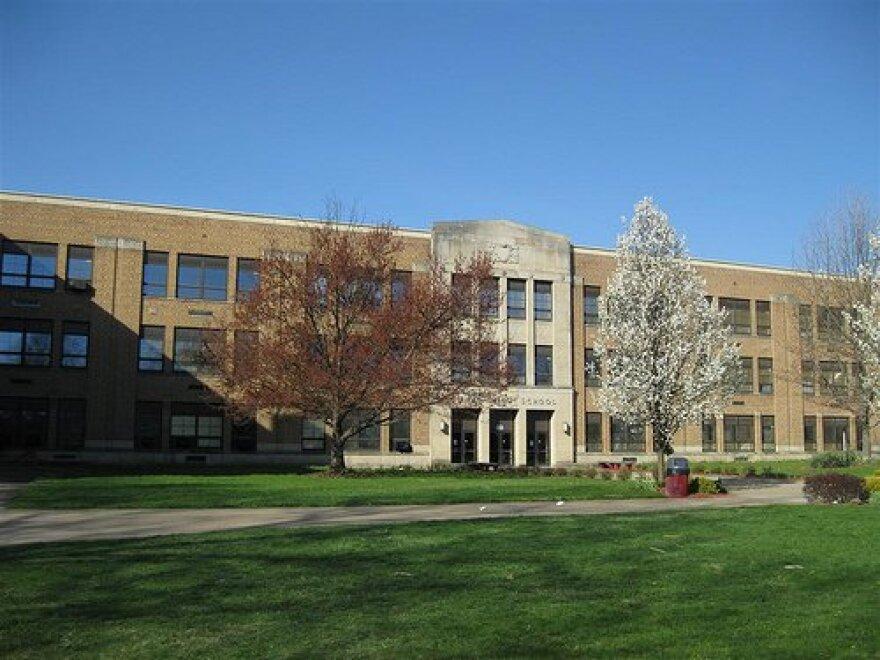 High School Campus, Dover City Schools