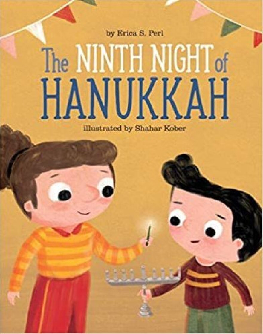 <em>The Ninth Night of Hanukkah,</em> by Erica S. Perl and Shahar Kober