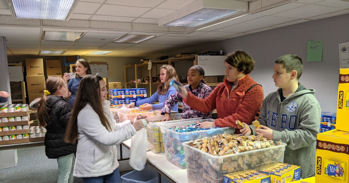 Despite a growing need, helping West Virginia's hungry not a priority as Legislature session continues