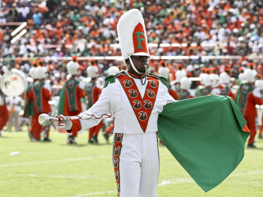 Robert Champion was killed in 2011, during a Florida A&M University band hazing ritual.
