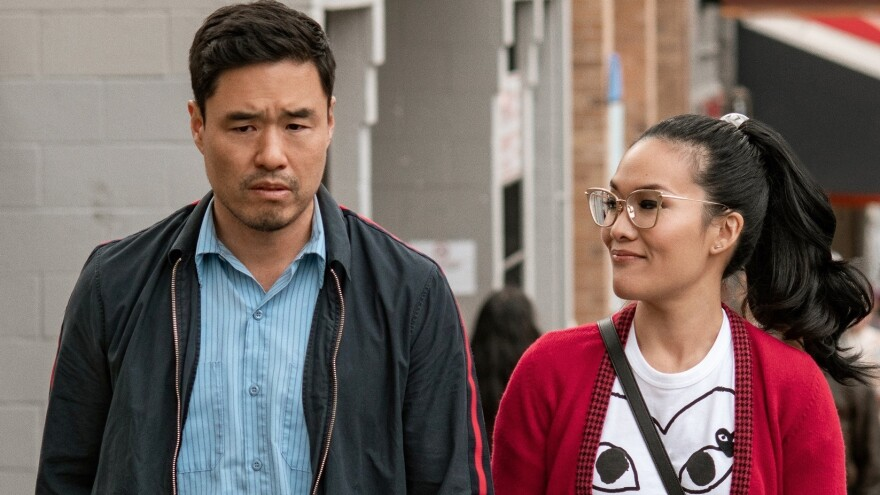 Randall Park and Ali Wong star in Netflix's <em>Always Be My Maybe.</em>