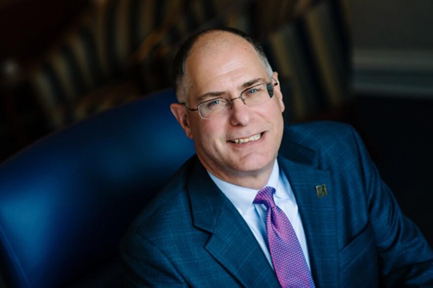 Eric F. Spina, 19th president of the University of Dayton