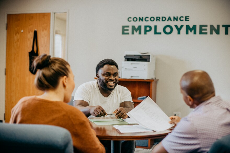 Concordance Academy of Leadership provides programming to previously incarcerated and incarcerated individuals that will assist with re-entering into society.