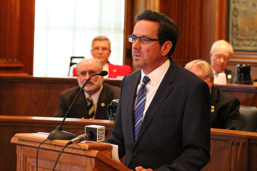 State Sen. Kurt Schaefer, R-Columbia.