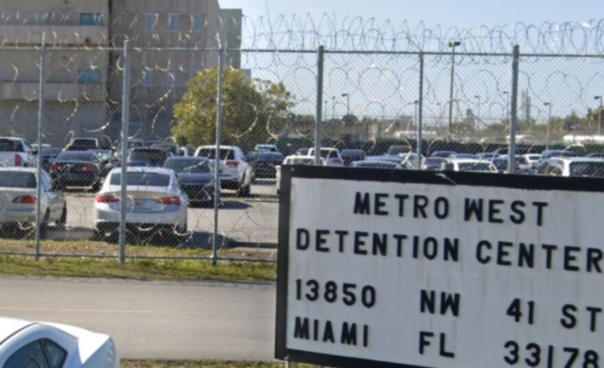 The ruling came in a class-action lawsuit filed by pretrial detainees at Metro West Detention Center against Miami-Dade County and Daniel Junior, director of corrections and rehabilitation.