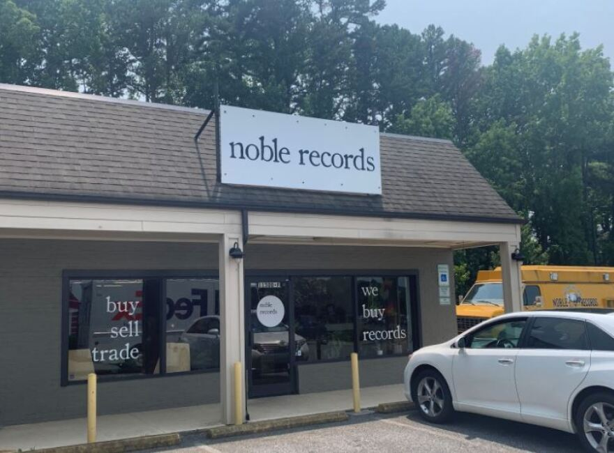 Noble Records outside.JPG