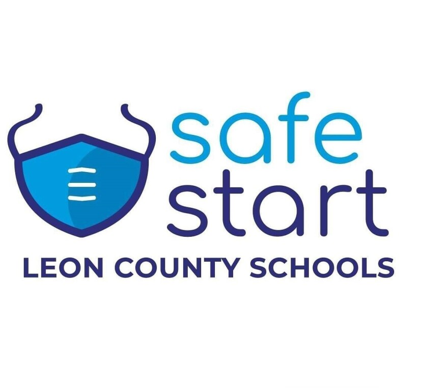 logo of Leon County Schools' Safe Start program