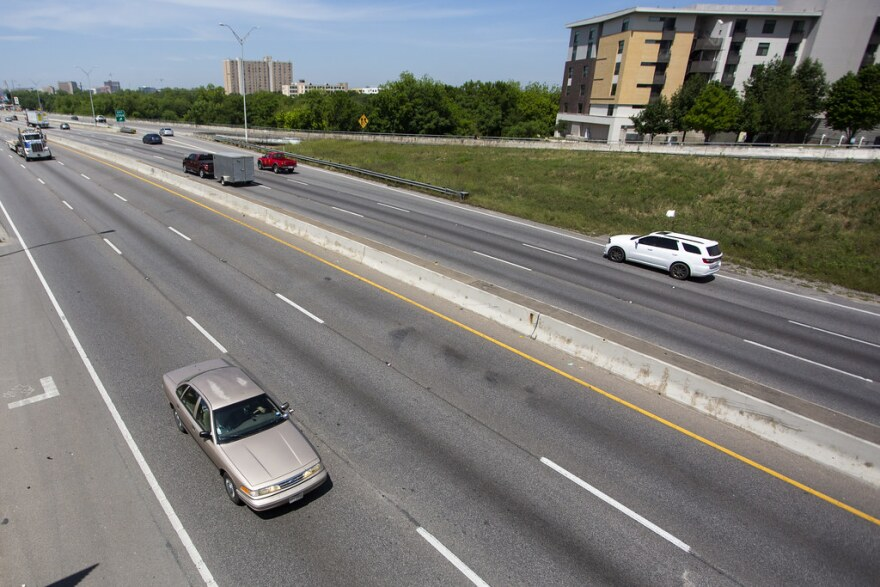 Far fewer drivers have been on Texas roads since many workplaces closed during the pandemic. That has meant less revenue for oil and gas companies.