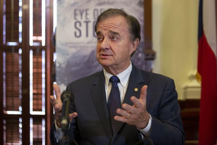 Texas A&M Chancellor John Sharp