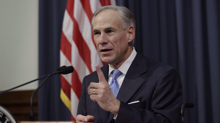 Texas Gov. Greg Abbott announces a special session of the Texas Legislature on June 6. This Tuesday, that special session closed, without the passage of a so-called bathroom bill that Abbott had sought.
