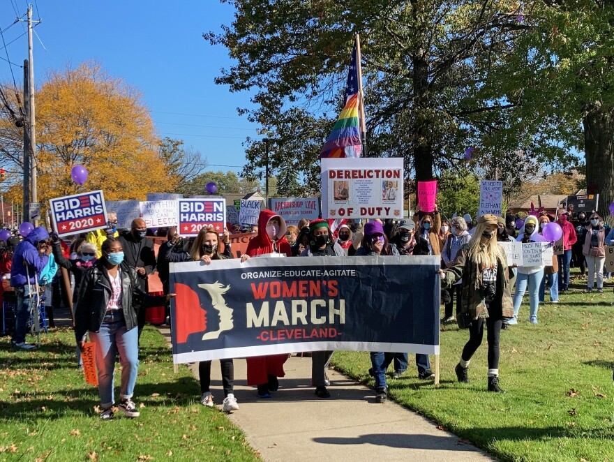 2020 Cleveland Womens March