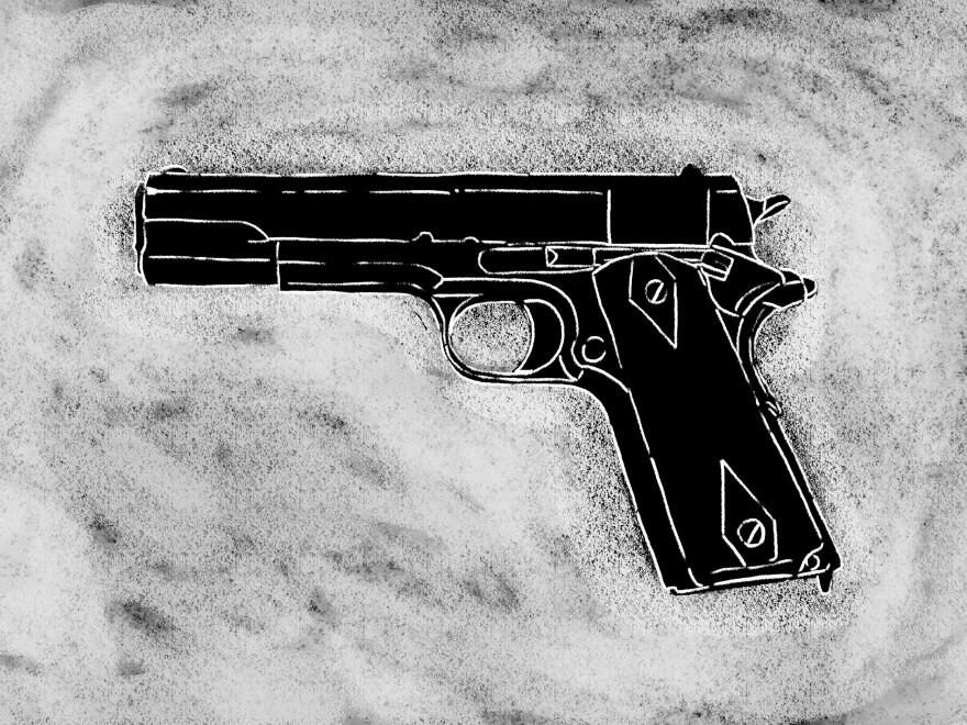 Not a smart gun.