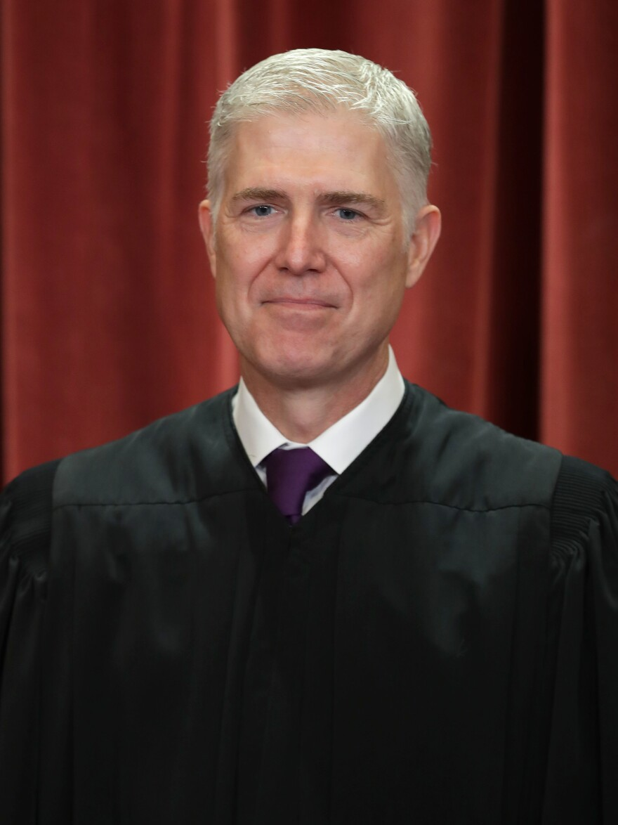 For those familiar with Justice Neil Gorsuch's record, his vote was not a surprise. He previously served on the federal appeals court based in Denver, a court that encompasses dozens of recognized Indian tribes.