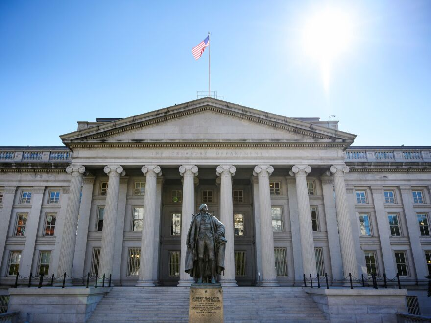 A downgrade in the nation's credit rating could lead to higher borrowing costs for the U.S. Treasury, companies and consumers.