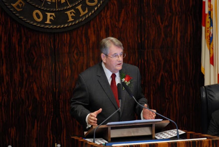 Sen. Don Gaetz, a Niceville Republican, is sponsoring SB 1144.