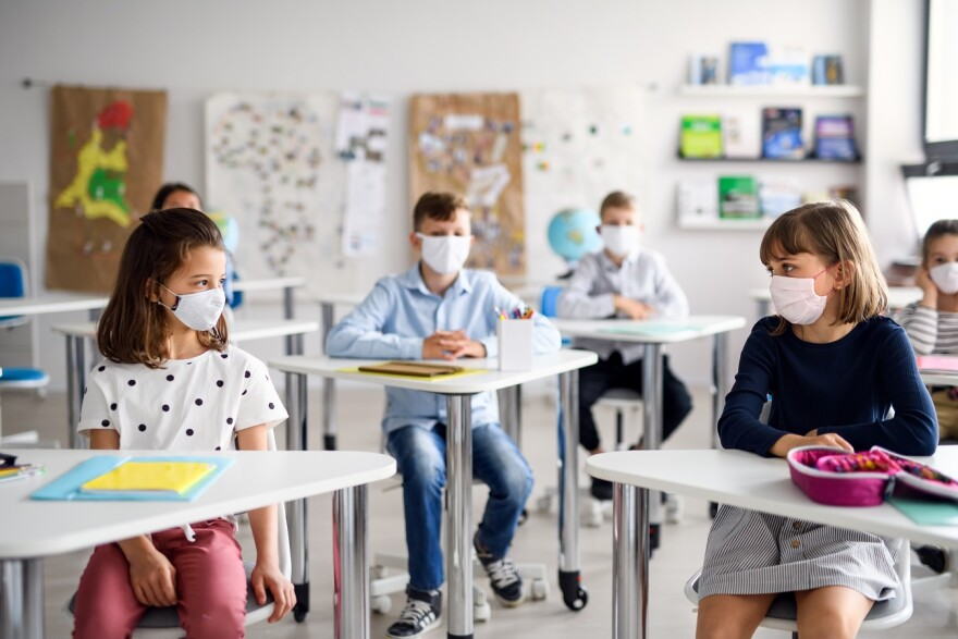 A judge ruled the forced reopening of Florida schools during the pandemic unconstitutional. For now, the decision has no effect because the state's appeal put an automatic stay on the ruling.