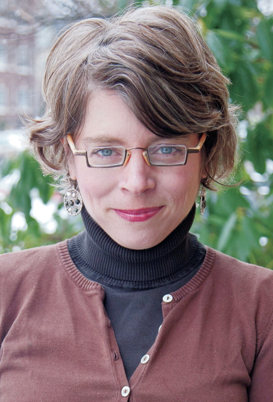 Jill Lepore is a professor of American history at Harvard and a writer at <em>The New Yorker. </em>She is<em> </em>the author of <em>The Secret History of Wonder Woman </em>and <em>Book of Ages: The Life and Opinions of Jane Franklin.</em>