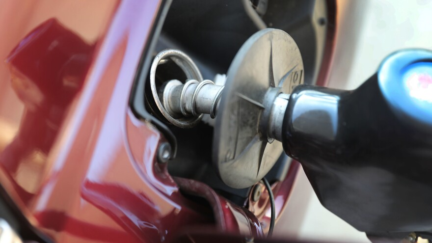 Gas prices have fallen markedly, and may continue to dip further, according to AAA.