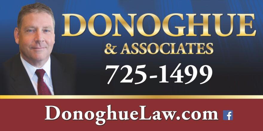 Sponsored by Donoghue & Associates