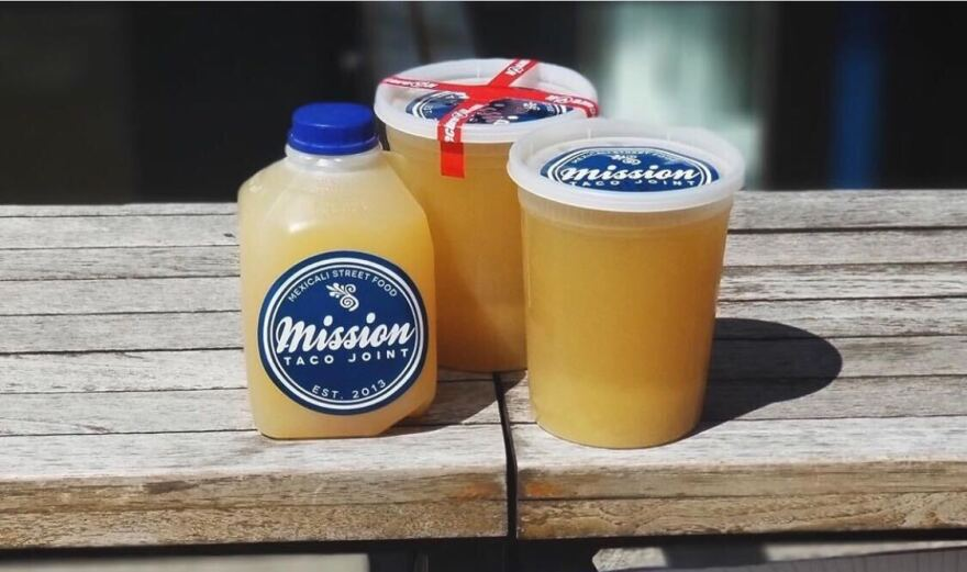 Mission Taco Joint's curbside margarita program is back on track after Missouri's government suspended laws preventing local restaurants from selling pre-batched cocktails.