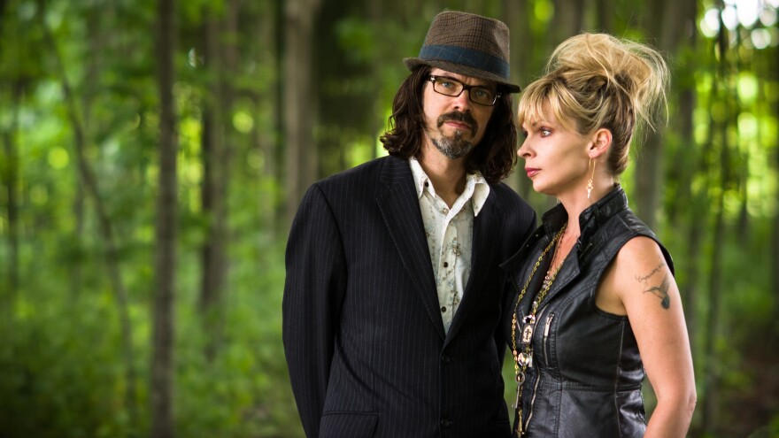 Over the Rhine is the married duo of Linford Detweiler and Karin Bergquist. The pair's new double album, <em><em>Meet Me at the Edge of the</em></em> <em>World</em>, is its 15th studio release.<em> </em>