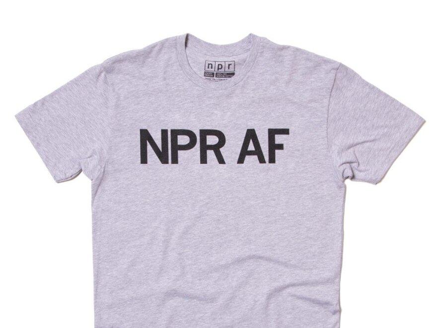NPR AF Tee