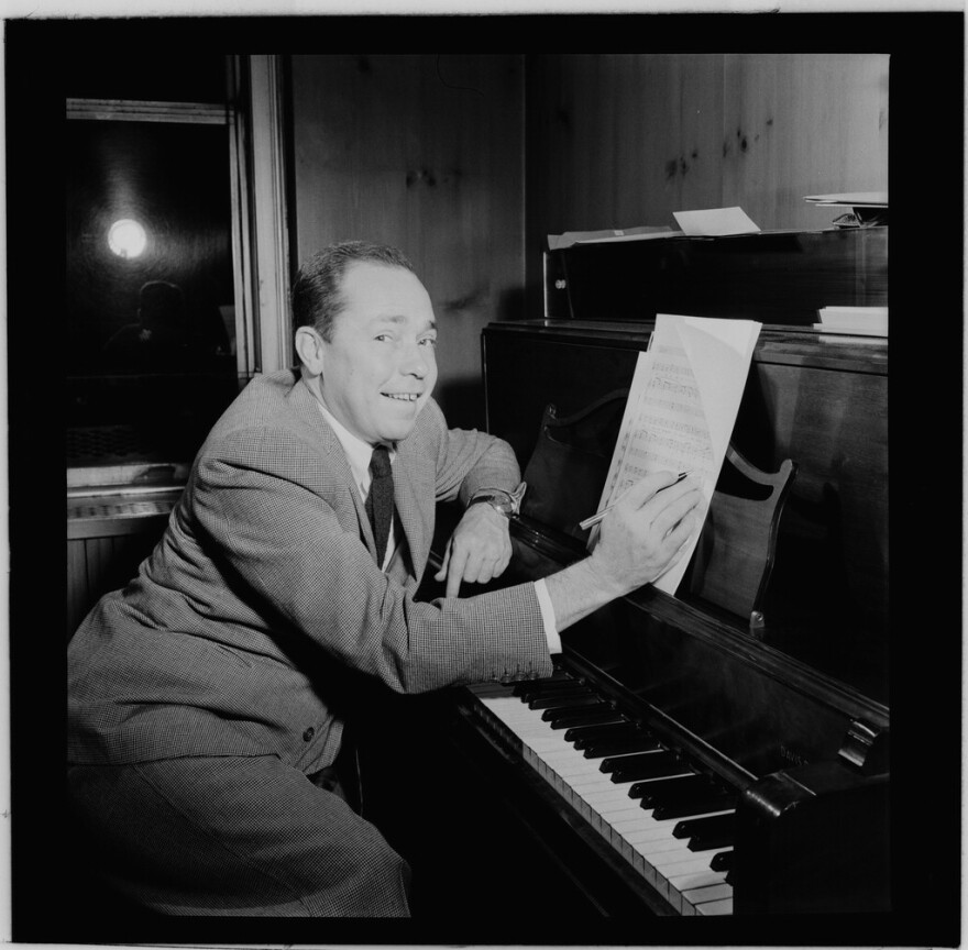 Johnny Mercer was a prolific writer of lyrics, but some of his songs were never produced or recorded.