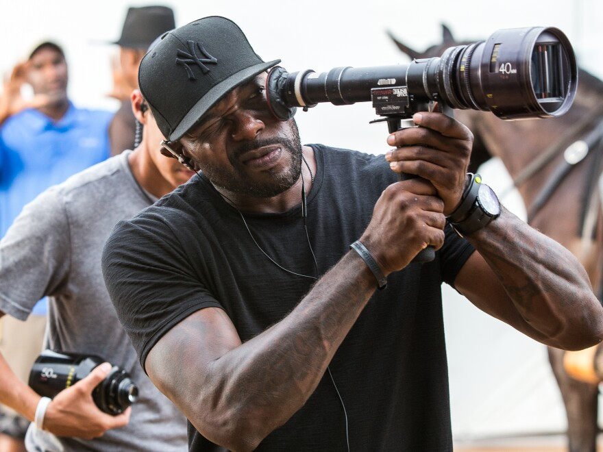 Director Antoine Fuqua's previous films include <em>Training Day</em> and <em>The Equalizer. </em>