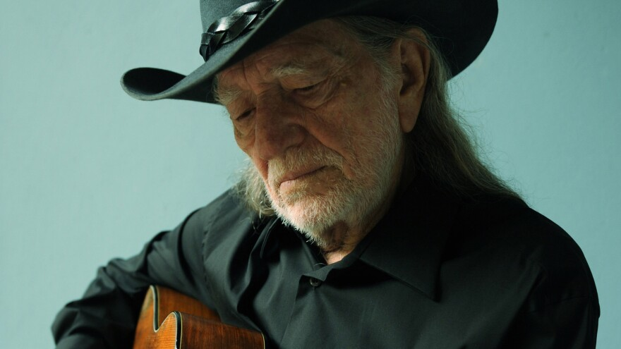 Willie Nelson has recorded more than 100 albums and was given a Grammy Lifetime Achievement Award in 2000.