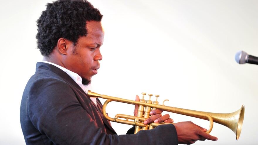 Ambrose Akinmusire in 2011.
