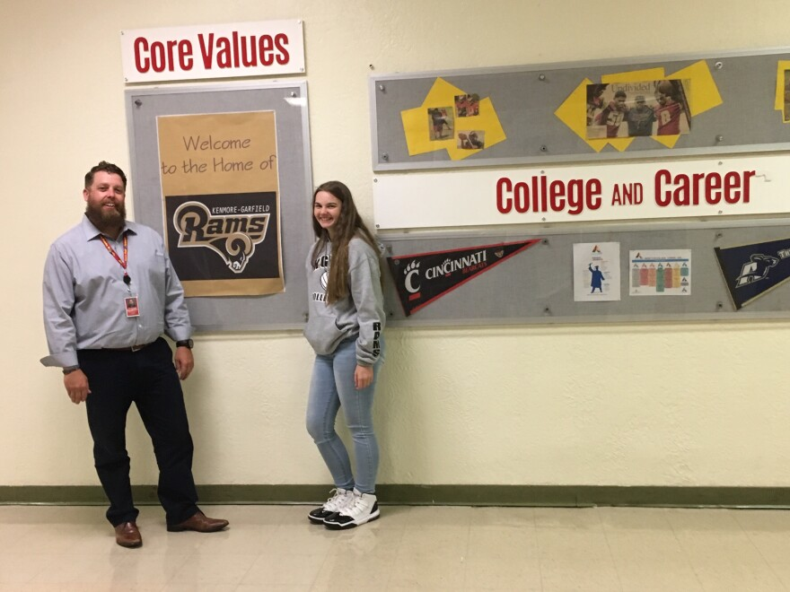 kenmore garfield high school