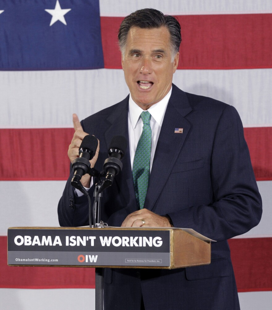 """Mitt Romney's campaign plans on using variations of Ronald Reagan's """"Are you better off?"""" question frequently over the next six months."""