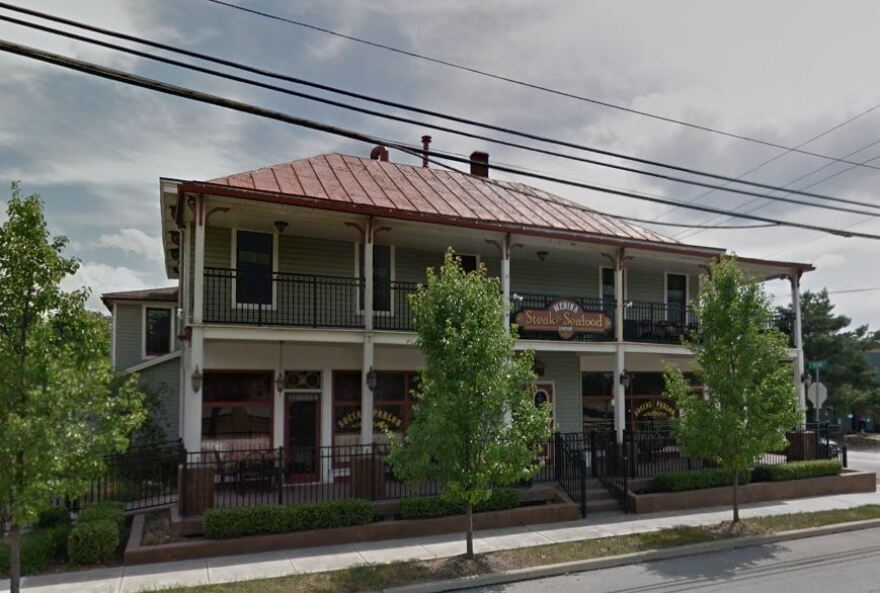 photo of future home of Sernite
