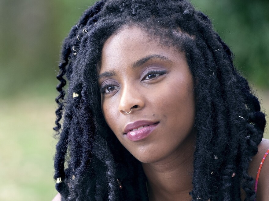 Jessica Williams plays a struggling playwright who is trying to get over an ex-boyfriend in <em>The Incredible Jessica James.</em>