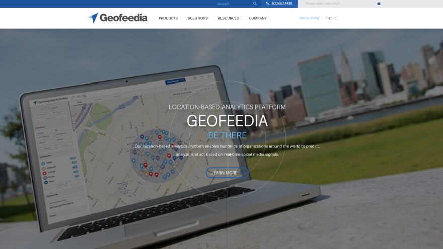 Twitter and Facebook have restricted access to users' data for Geofeedia, a data analytics firm, over privacy concerns.