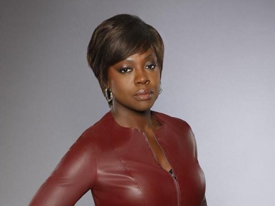 ABC's <em>How To Get Away With Murder</em> stars Oscar nominee Viola Davis.