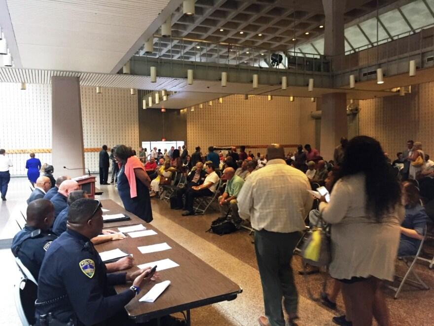 Canton Community & Police Forum