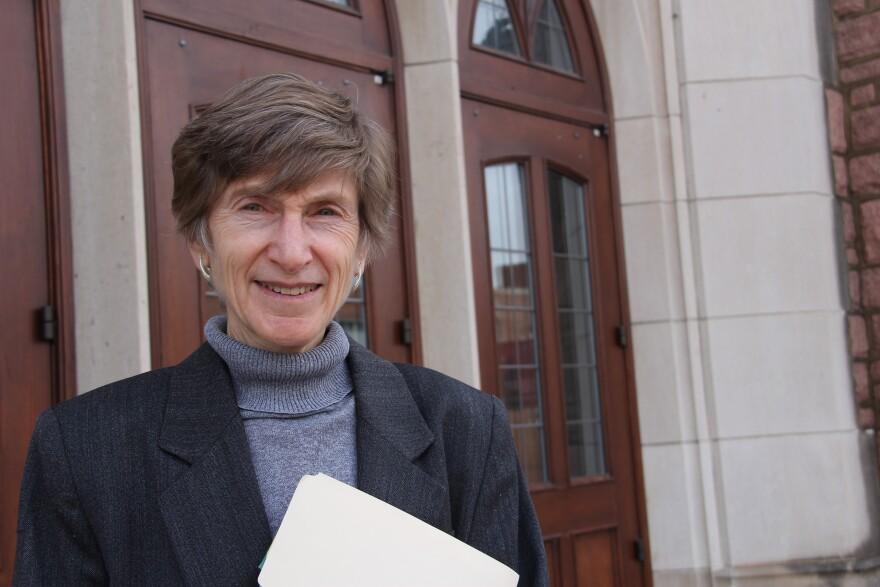 Maxine Lipeles, director of the Washington University Interdisciplinary Environmental Law Clinic
