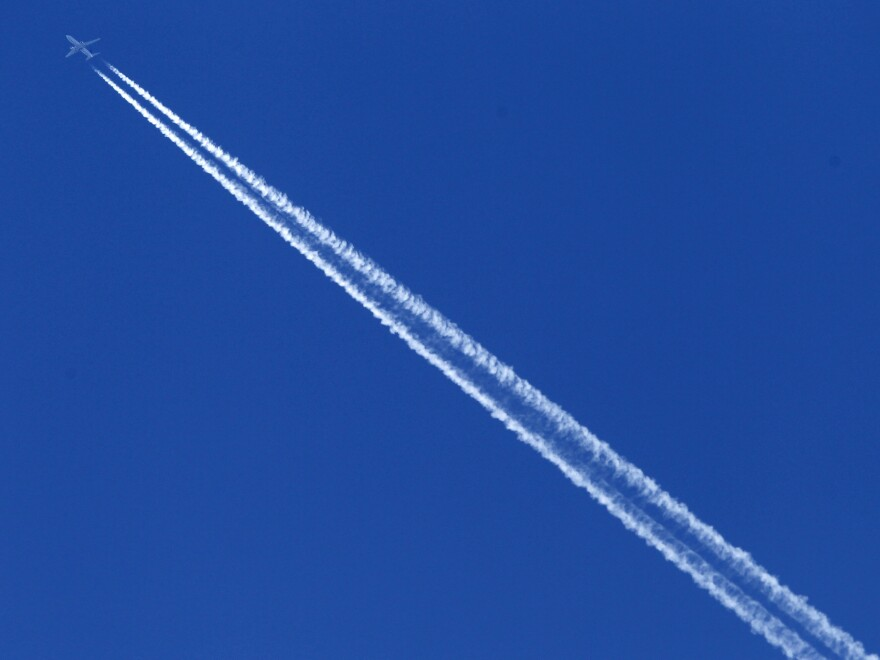 The EPA has taken a step toward regulating greenhouse gases created by aviation.