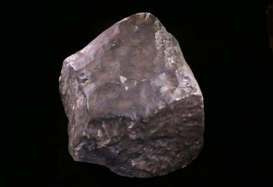 Tilden Meteorite