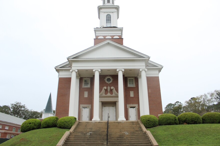 Saint Paul's United Methodist Church in Tallahassee, FL.