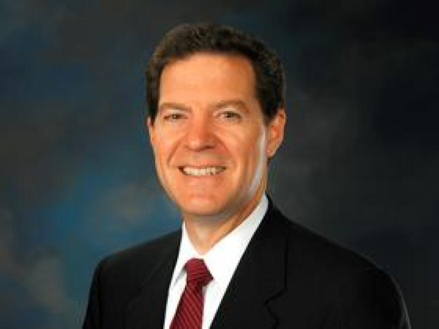 Kansas Gov. Sam Brownback