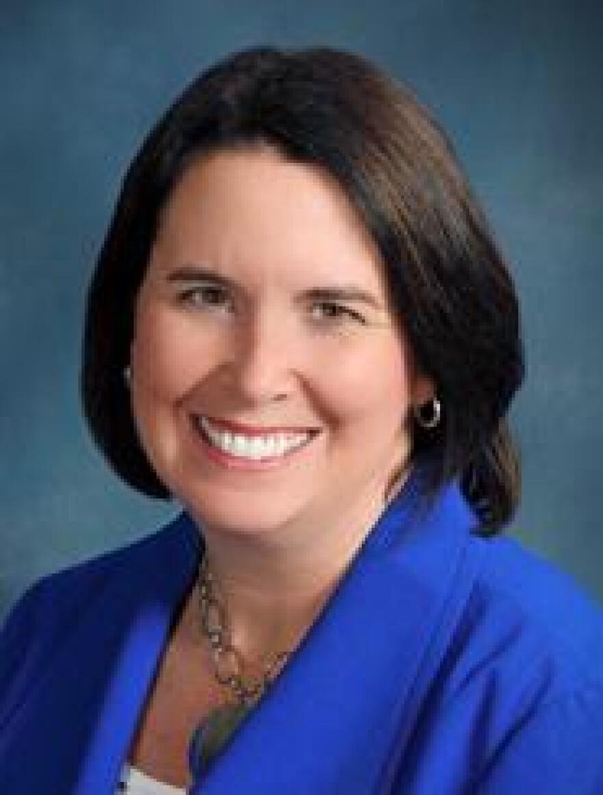 Sen. Kelli Stargel (R-Lakeland)