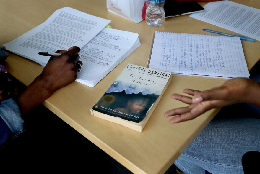 Florida International University African Studies Class March 2020 Leslie Ovalle.jpg