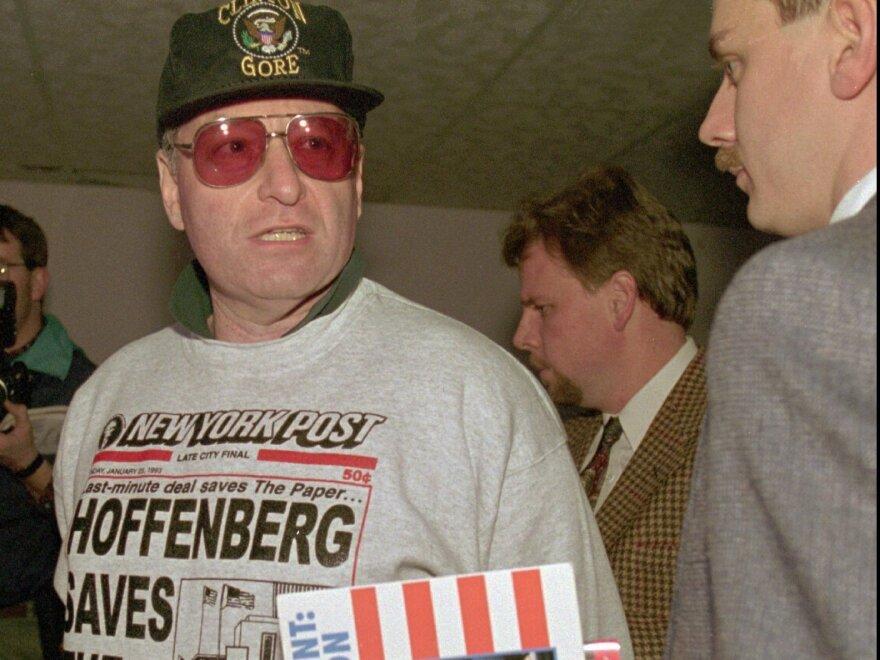 Steven Hoffenberg was arrested by FBI agents in Arkansas in 1996, after regulators accused him of defrauding investors.