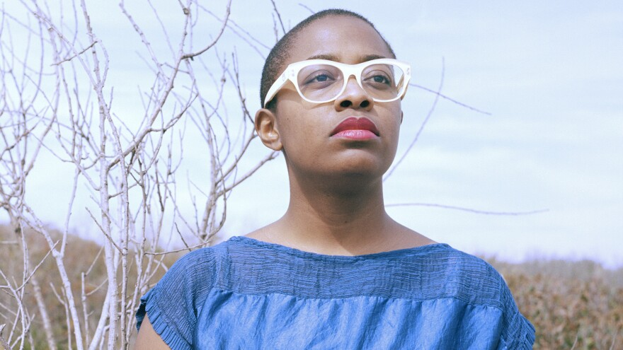 Cécile McLorin Salvant's repertoire includes jazz standards, forgotten old songs, show tunes and originals.