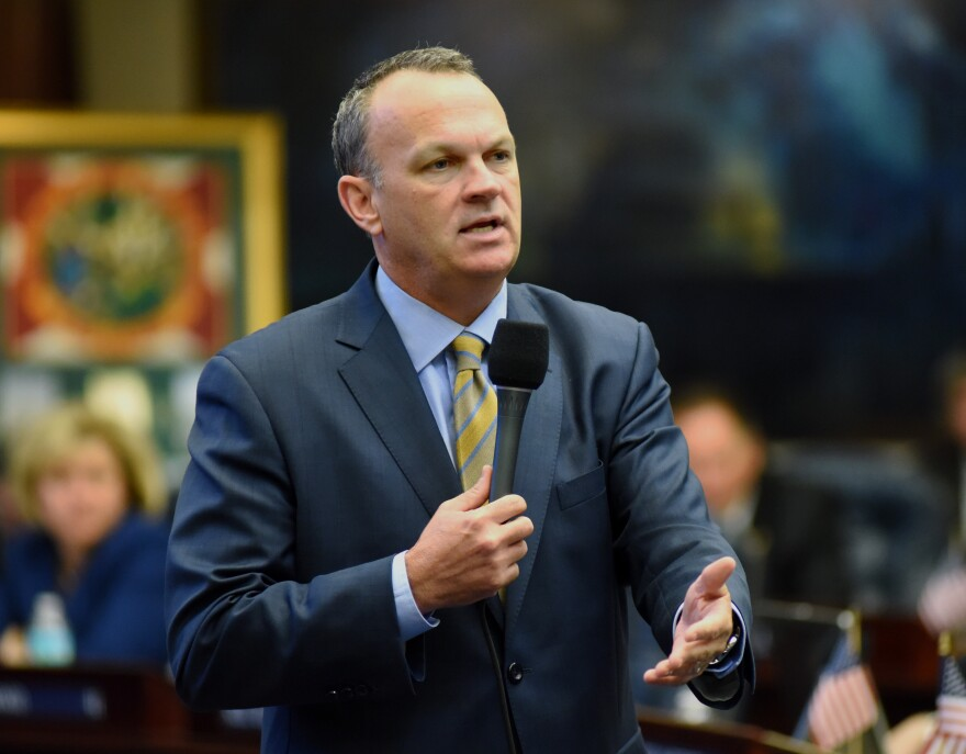 House Appropriations Chairman Richard Corcoran, R-Land O' Lakes.