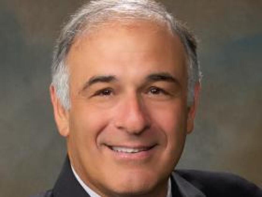 Larry Feinman, chief medical officer for HCA's 16-hospital Western Florida Division