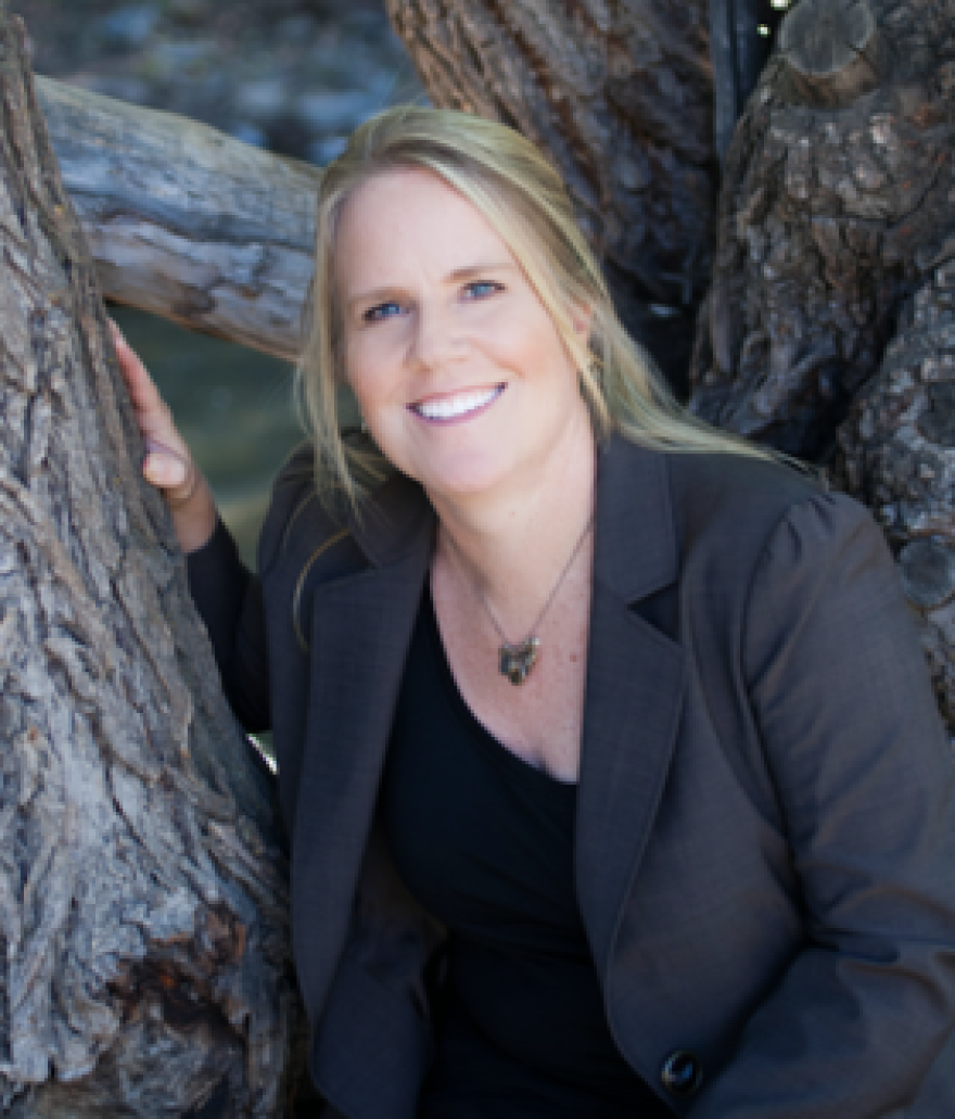 Elizabeth Garner is the State Demographer for Colorado