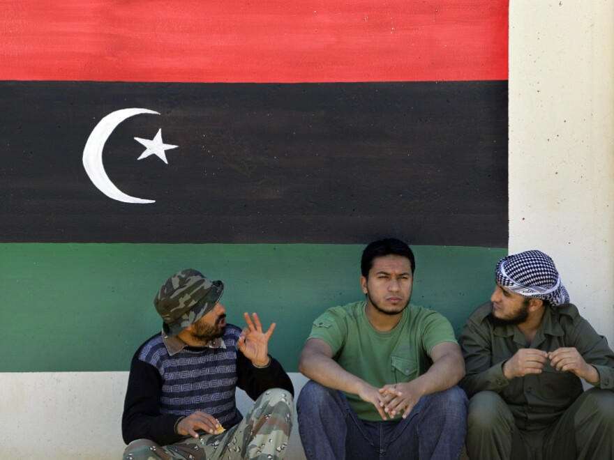In his article, Robert F. Worth detailed how rebels in Benghazi suffered under Libyan leader Moammar Gadhafi before finally revolting earlier this year.